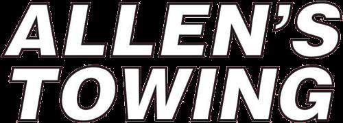 Allen's Towing Service Jacksonville Florida Logo
